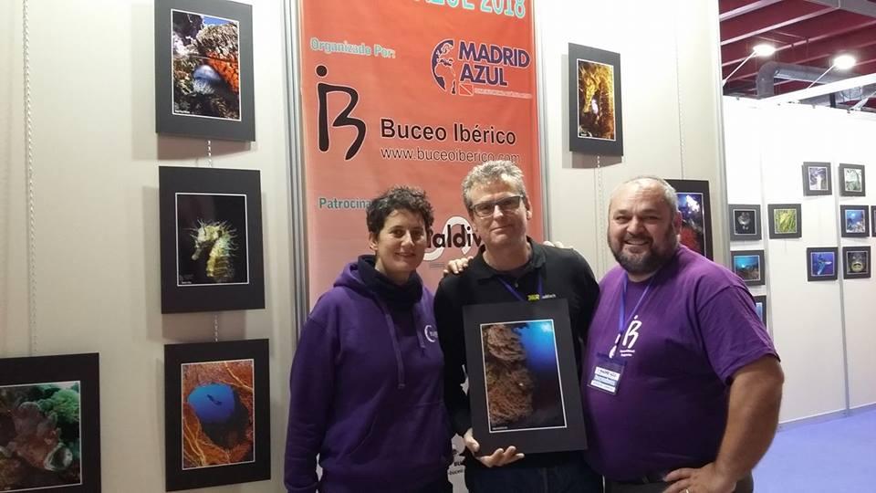 Concurso de fotografía Madrid Azul 2018